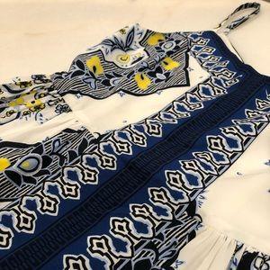 Banana Republic Printed Dress